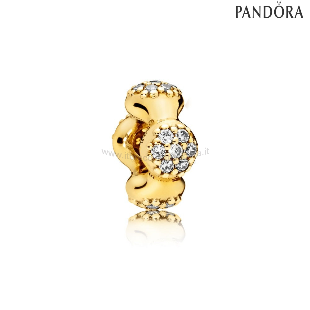 Outlet Pandora Moderno LovePods Charm Cz