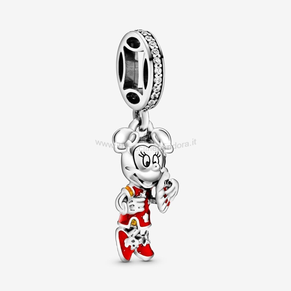 Outlet Pandora Disney Minnie Mouse Ciondola Il Fascino