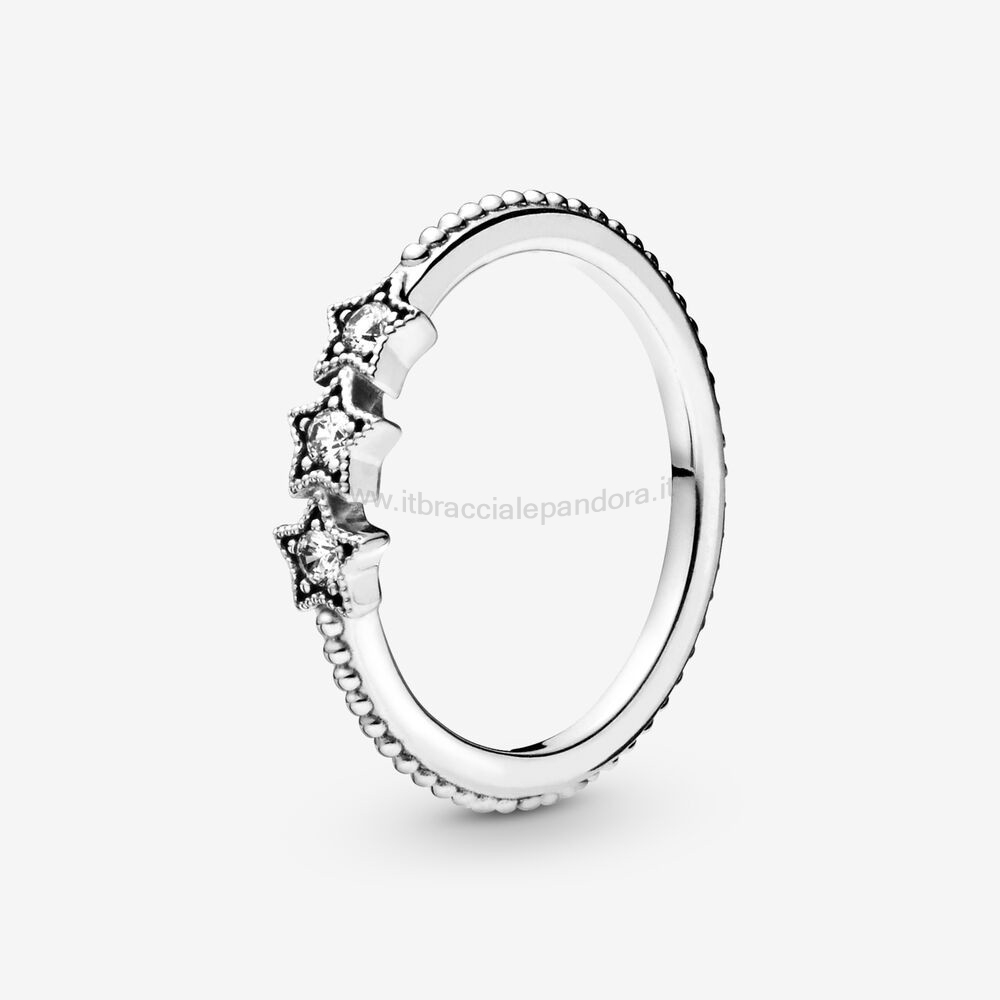 Outlet Pandora Celestial Stelle Anelli