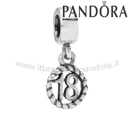 Outlet Pandora 18Th Compleanno Penzolare