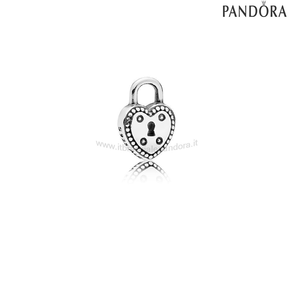 Outlet Pandora Amore Lock Petite Charm