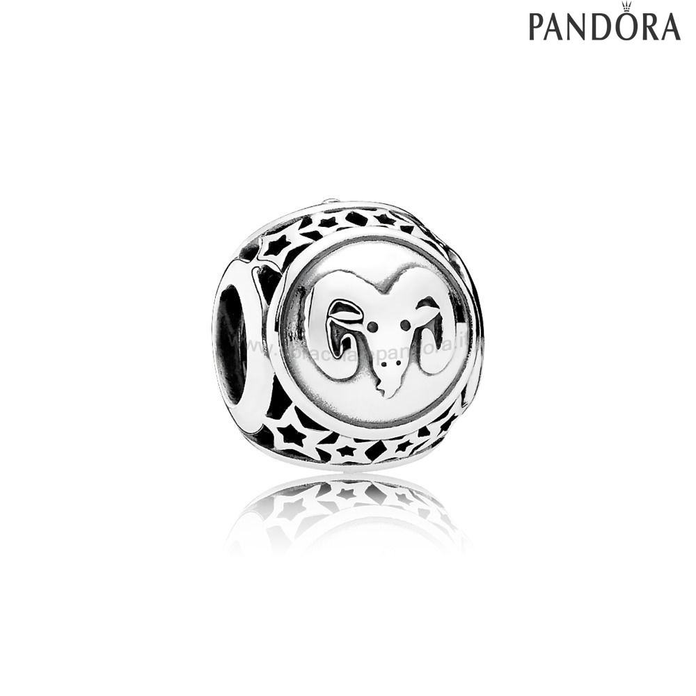Outlet Pandora Aries Segno Zodiacale Charm