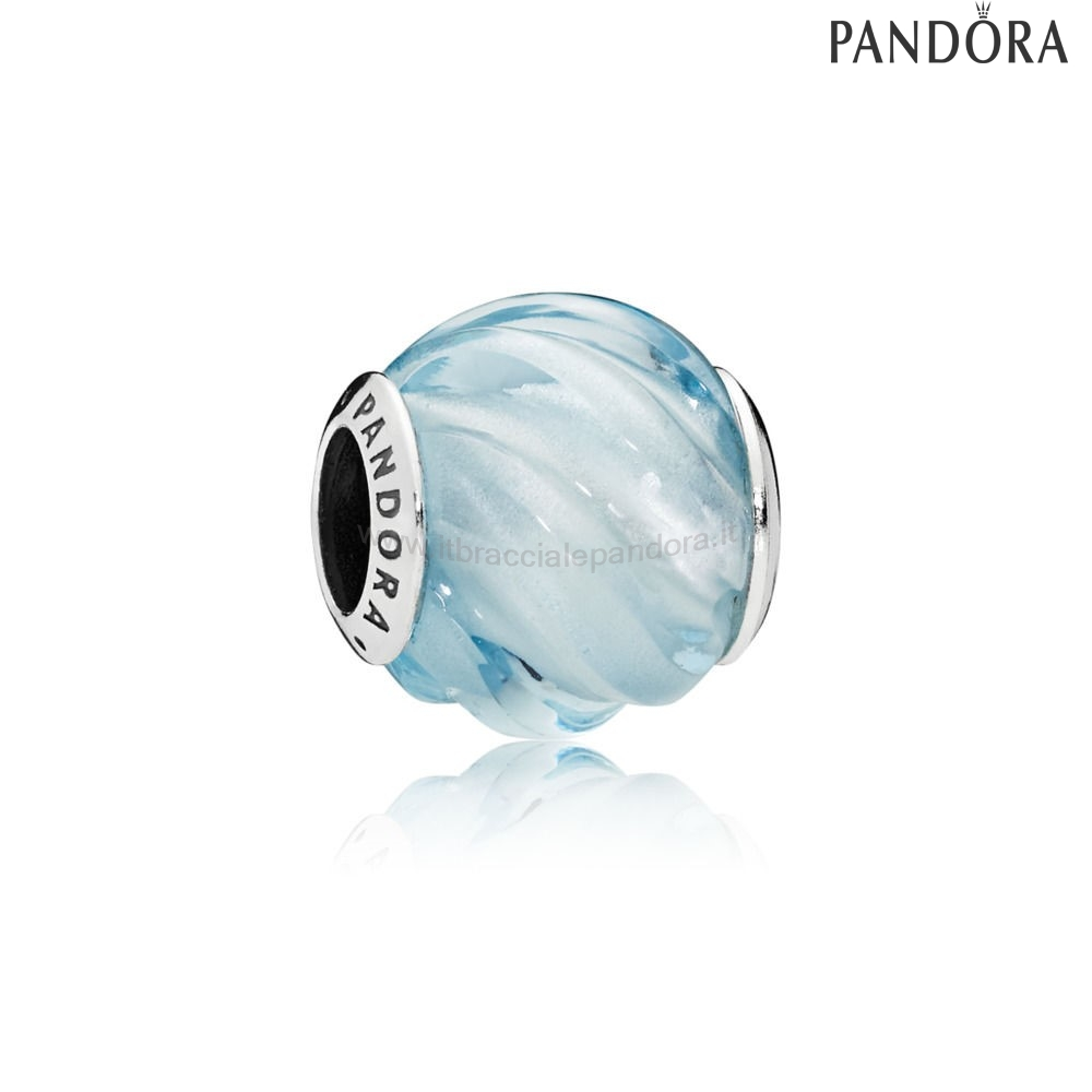 Outlet Pandora Blu Ripples Fascino
