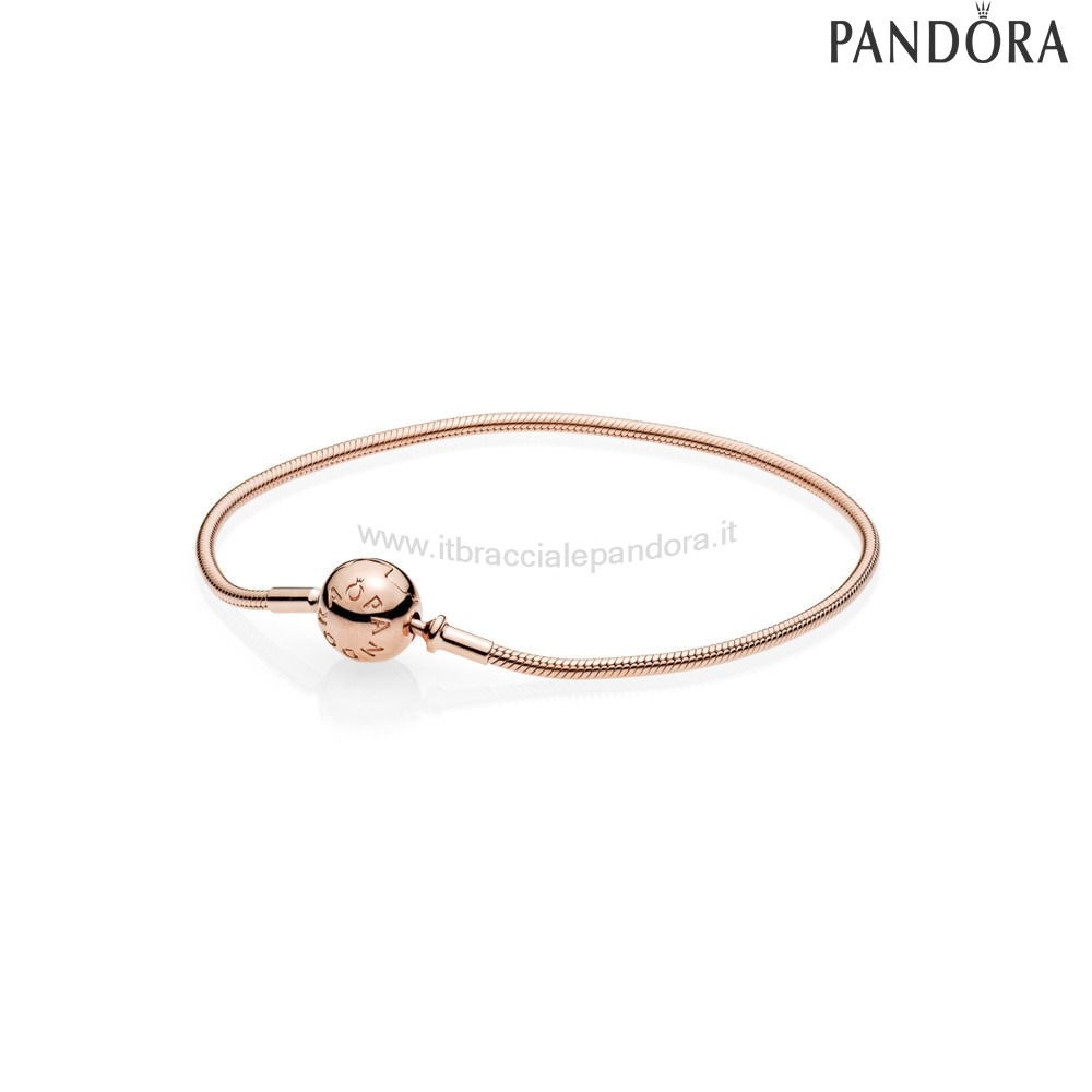 Outlet Pandora Bracciale Essence In Rose