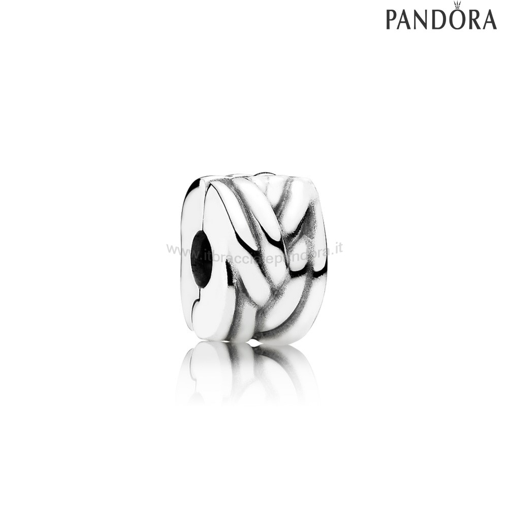 Outlet Pandora Braided Clip