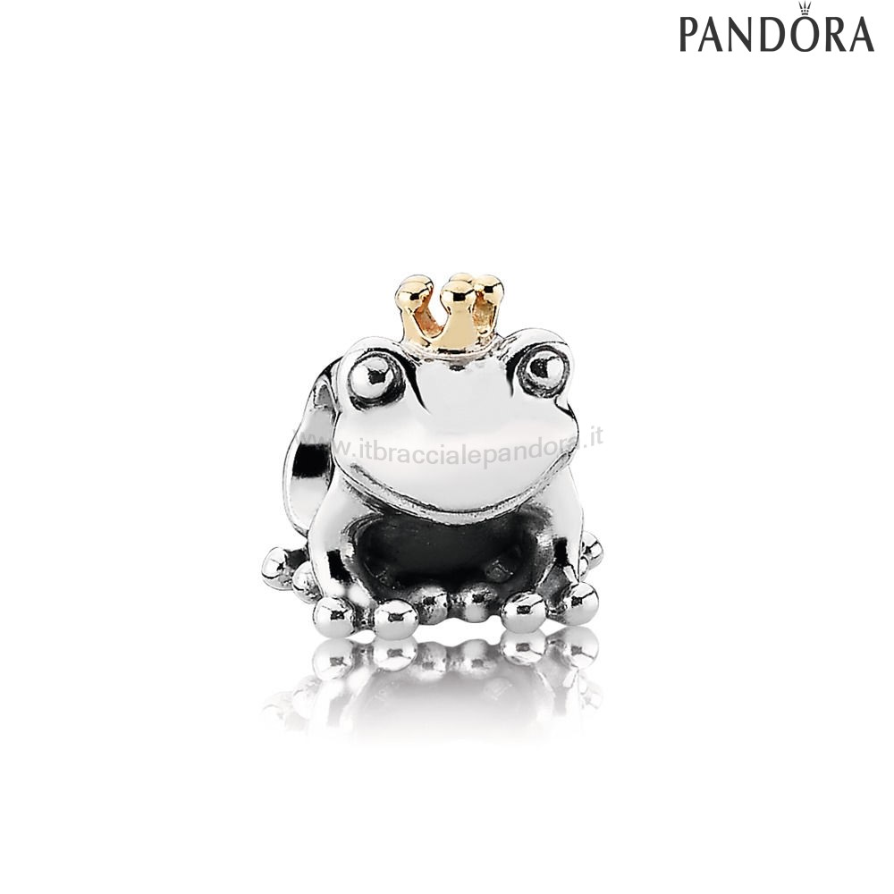 Outlet Pandora Charm Prince Grenouille