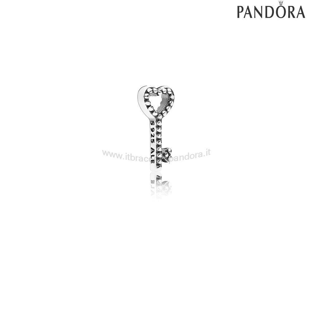 Outlet Pandora Cuore Chiave Petite Charm