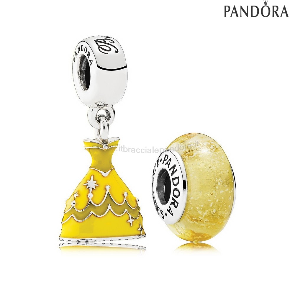 Outlet Pandora Disney Belle Pacco