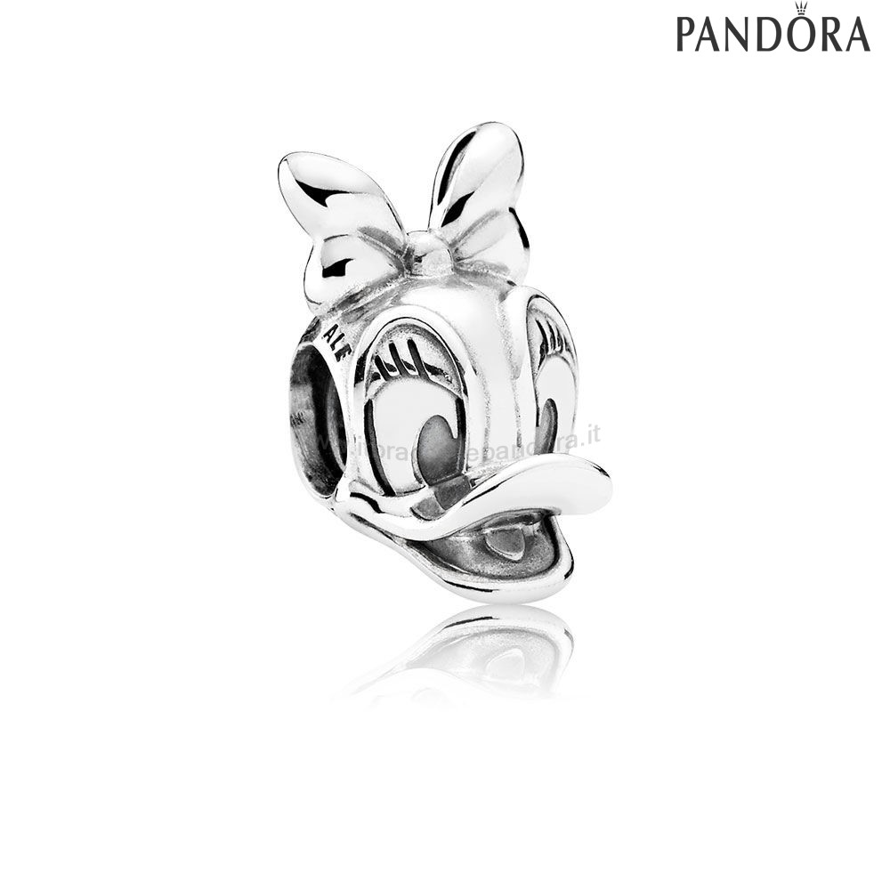 Outlet Pandora Disney Charms Margherita Anatra Ritratto Charm