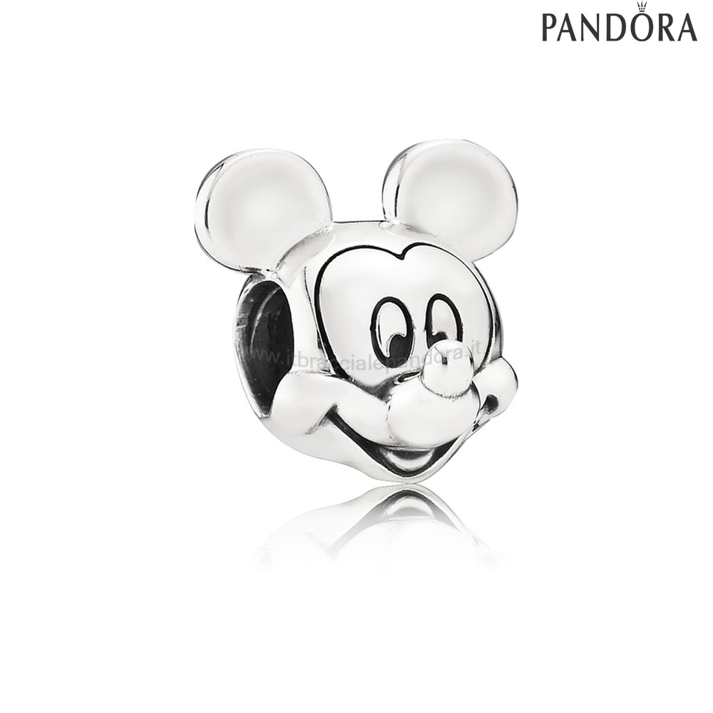 Outlet Pandora Disney Charms Mickey Ritratto Charm