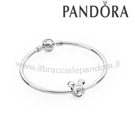 Outlet Pandora Disney Collezione Mickey Mouse Impostato Regalo