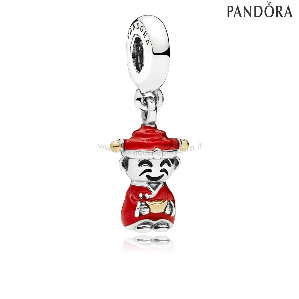 Outlet Pandora Fortune And Luck Hanging Charm
