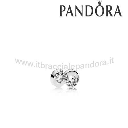 Outlet Pandora Medaglioni Amore Infinito Petite Charm