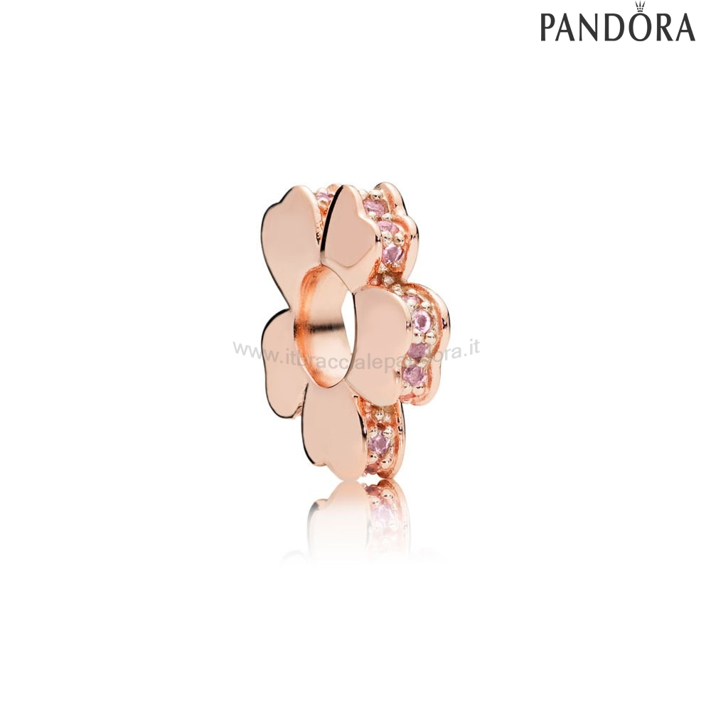 Outlet Pandora Pandora Rose Wildflower Prato Spacer Fascino