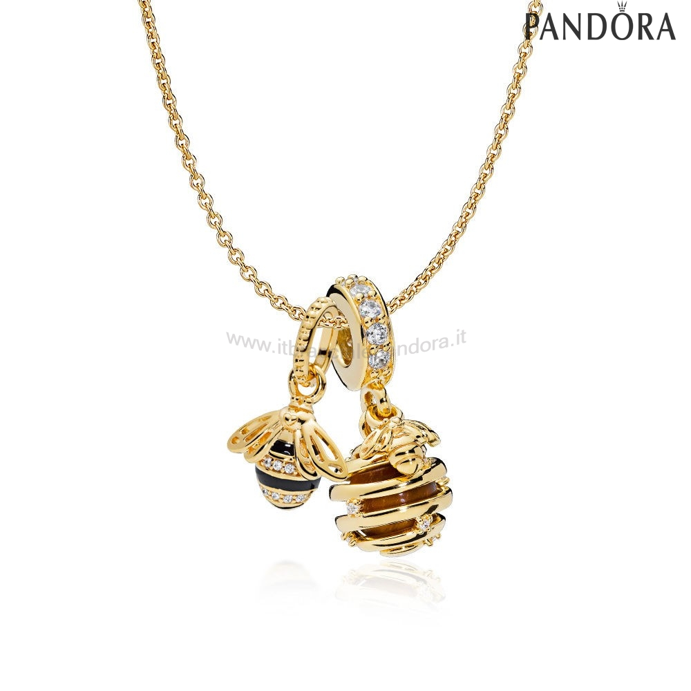 Outlet Pandora Pandora Shine Ape Collane Impostato