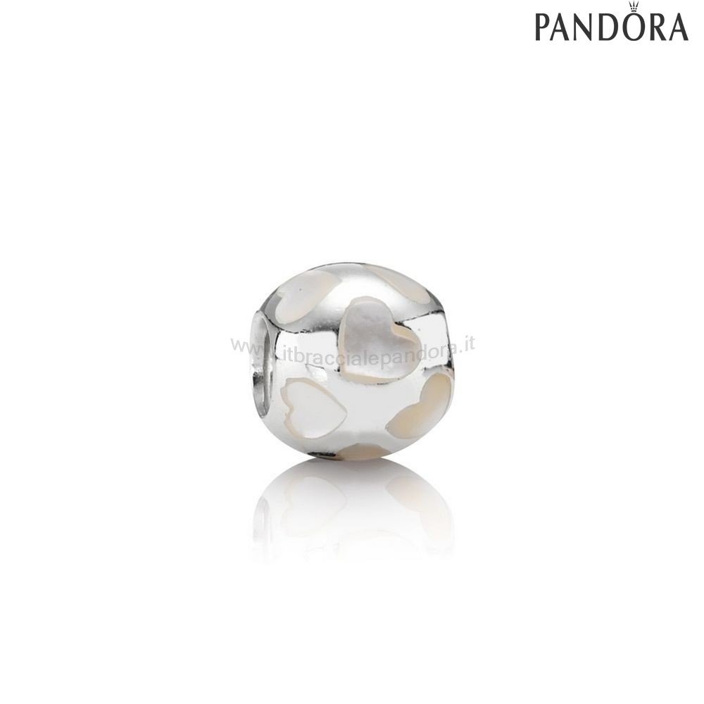 Outlet Pandora San Valentino Charms Amore Me Charm Madre Di Perla