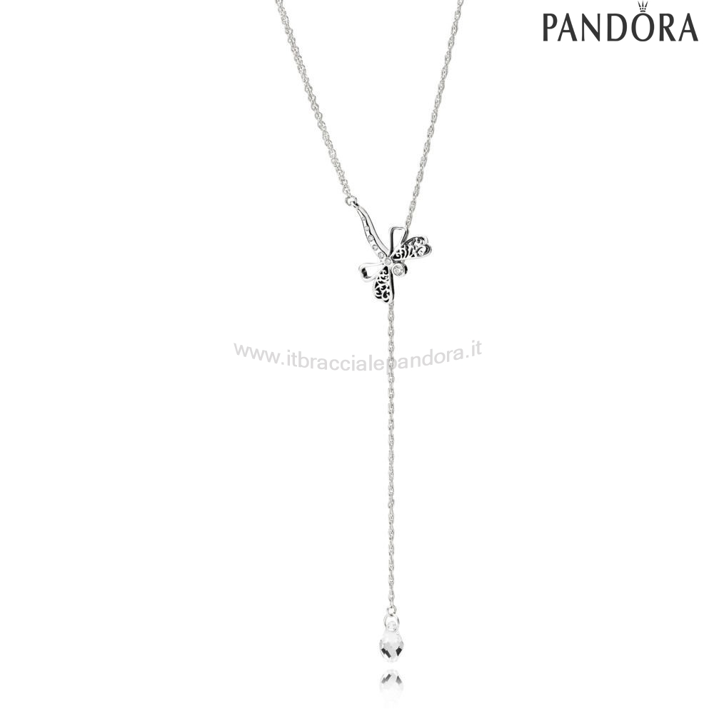 Outlet Pandora Sognante Dragonfly Collane